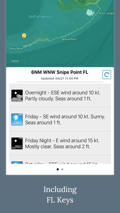 Florida Boating Weather screenshot-4