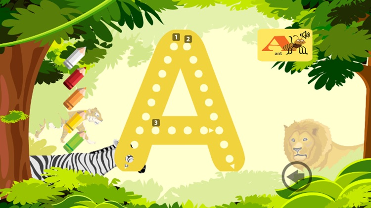 ABC Letters Tracing For Kid