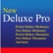 New Deluxe Dictionary And Thesaurus Pro is designed with two main comprehensive dictionaries, i