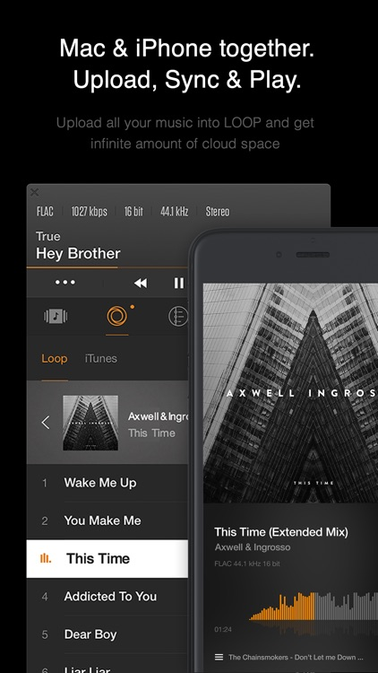 VOX: FLAC Music Player with MP3 & Equalizer screenshot-4