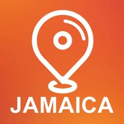 Jamaica - Offline Car GPS