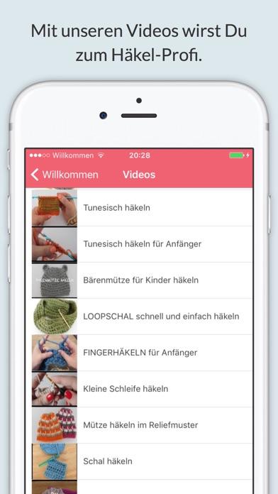 Maschenmarie - Stricken und Häkeln für AnfängerScreenshot von 3