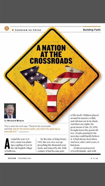 Decision Magazine