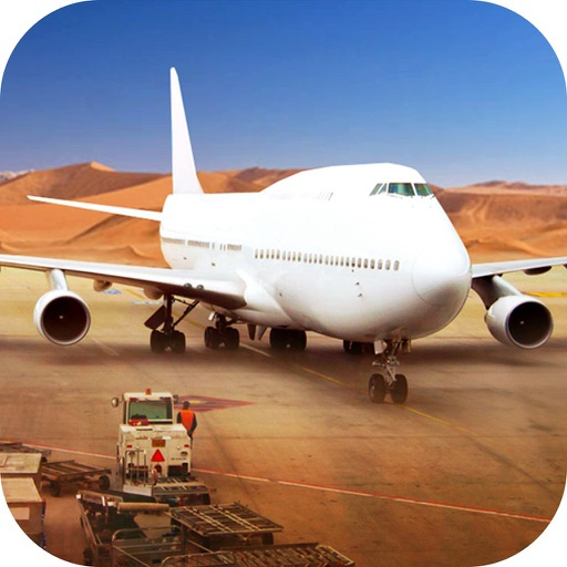 Cargo Airport Simulator-Infinite Airplane Flight iOS App