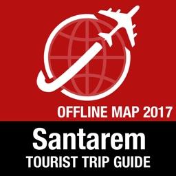 Santarem Tourist Guide + Offline Map