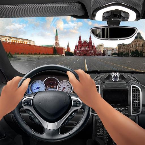 Симулятор Вождения: Москва