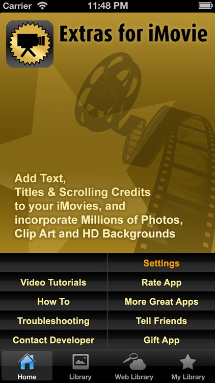 Extras for iMovie screenshot-0