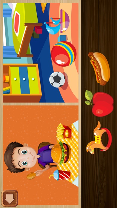 Sorter - Toddler & Baby Educational Learning Games screenshot 4