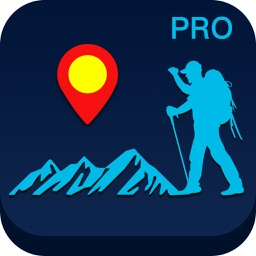Travel Altitude Map Pro, for climbing&hiking
