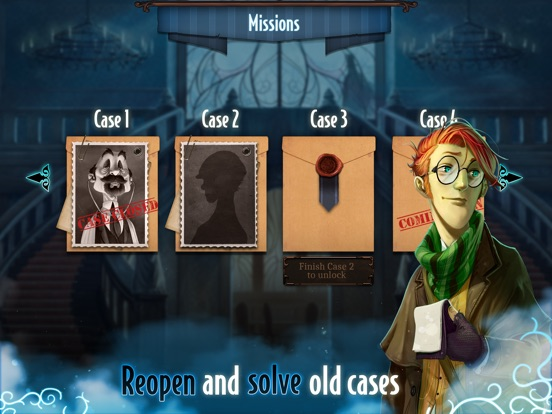 Screenshot #2 for Mysterium: A Psychic Clue Game