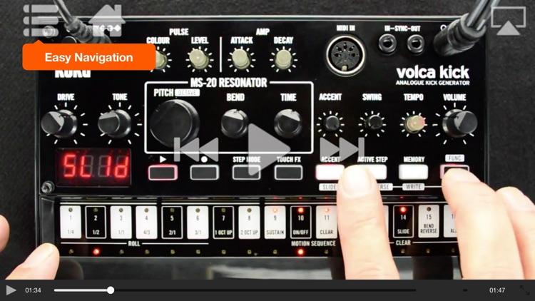 Exploring volca kick screenshot-3