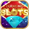 拉斯维加斯钻石 - 老虎机与奖金游戏