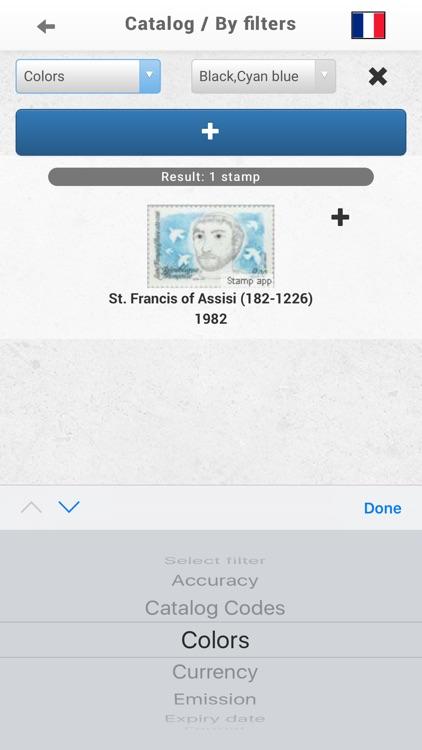 App Timbre France screenshot-3