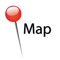 iMap uses your internal GPS to Map the contacts in your address book, based on their proximity to you