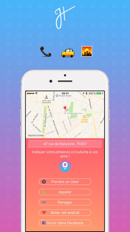 Hype ! - Find trendy & new spots around you