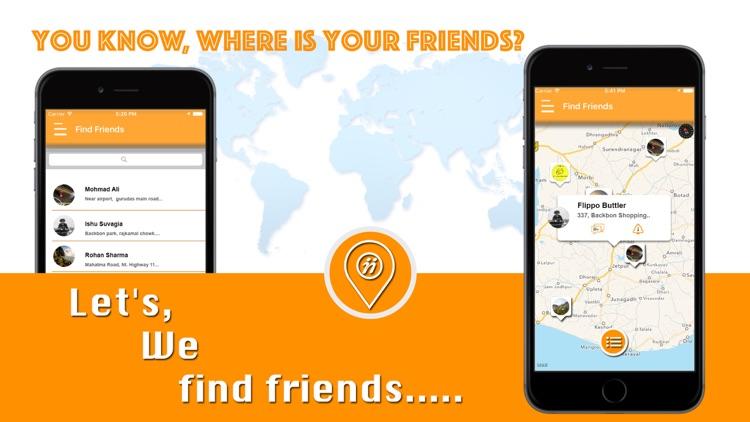 Find Near Friends