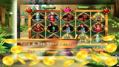 Wizard Of Wonderland Slots Casino Game