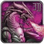 Futuristic Dragon War:Sniper Dino Hunt