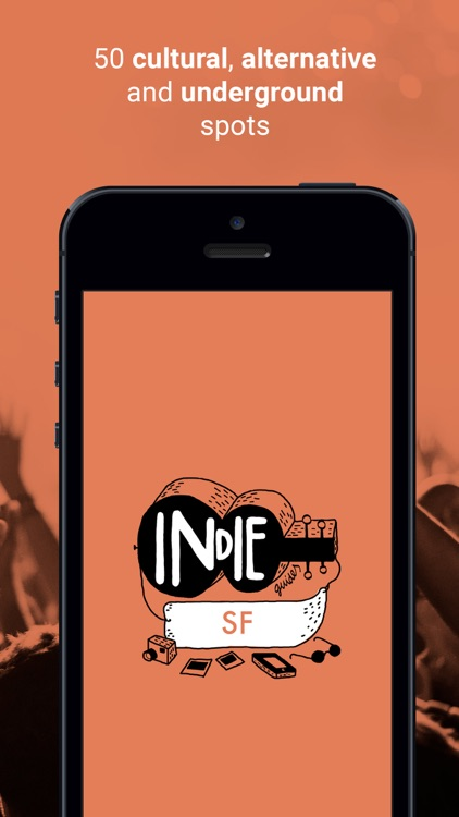 Indie Guides San Francisco, guide & offline map
