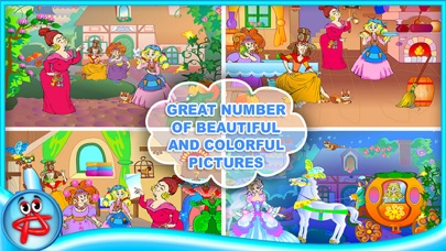 Foto do Cinderella Classic Fairy Tale: Book for Kids