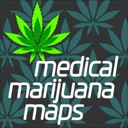 Medical Marijuana Maps