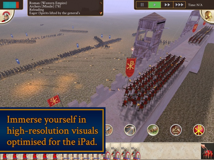 ROME: Total War - Barbarian Invasion screenshot-4