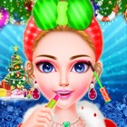 Princess Christmas Makeup icon