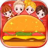 Deluxe Burger Restaurant - cooking game for free