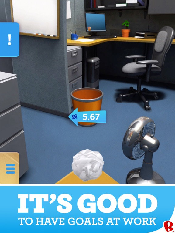 Paper Toss screenshot 8