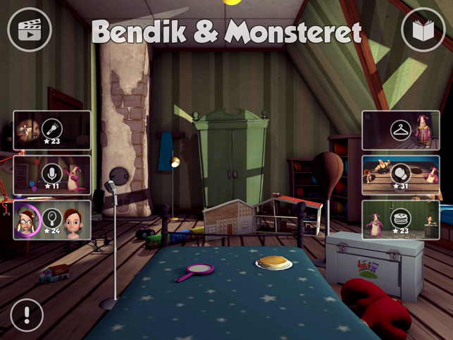 ‎Bendik & Monsteret Screenshot