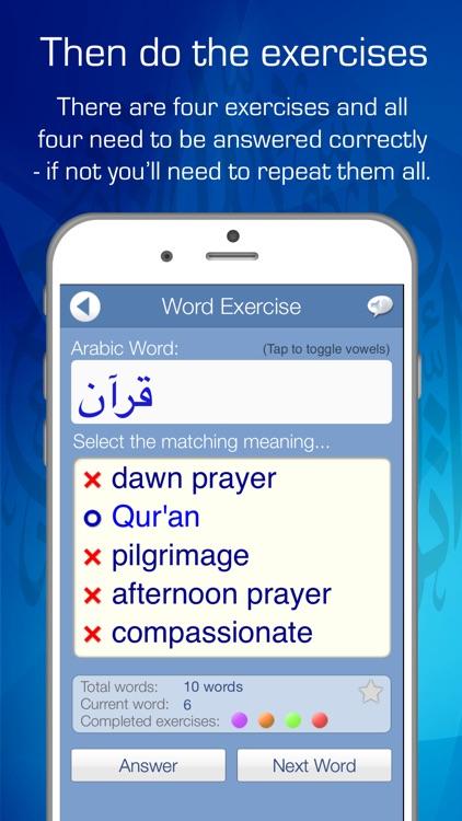 Declan Arabic FlashCards screenshot-3