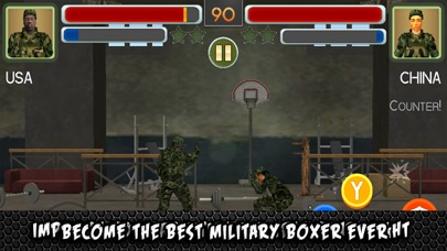 SWAT Soldiers Fighting Training 3D screenshot four
