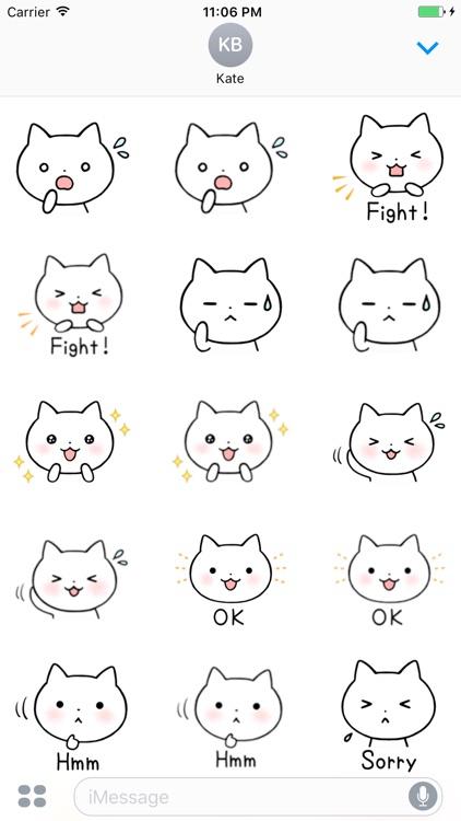 Full of Animals Sticker