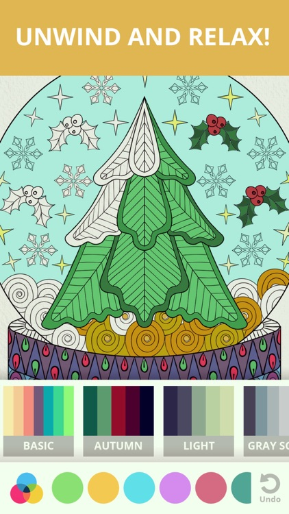 Christmas Coloring pages for Family