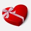 浓情巧克力 - 浪漫甜蜜传情贴纸