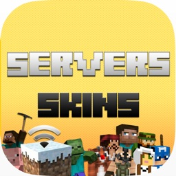 Servers & Skins For Minecraft - Skin Textures & IP