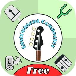 Bass guitar tuner Free