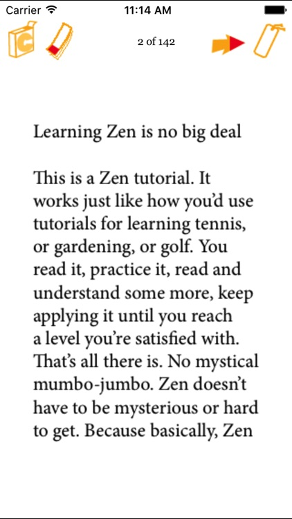 PlainZen - Zen Tutorial in Plain Language