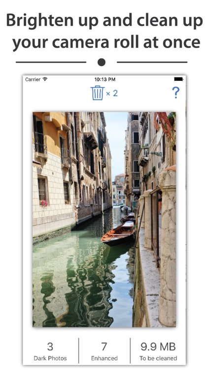 Enhancy - auto fix photo issues for your gallery screenshot-4