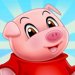 Three Little Pigs - fairy tale with games Lite