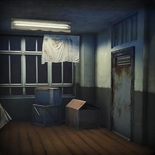 тюрьма побег 8-Убежать в комнату ужасов