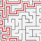 Labirinti per adulti e bambini facili e difficili icon