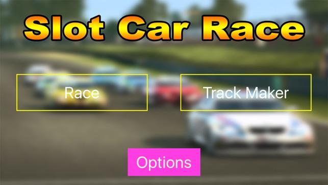 Slot Car Race on the App Store