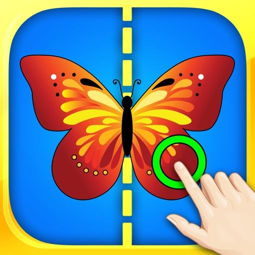 Найдите отличия! ~ бесплатные игры для детей