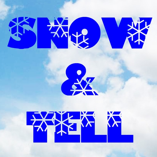 SNOW & TELL Fun Funny Talking Video Greeting Cards