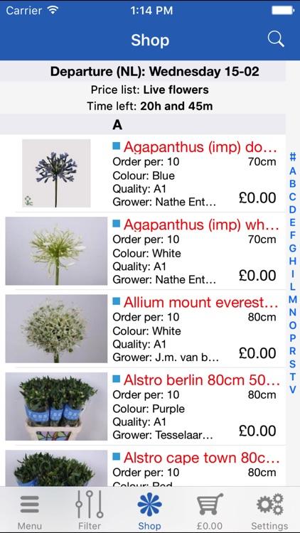 GT Flowers Shop
