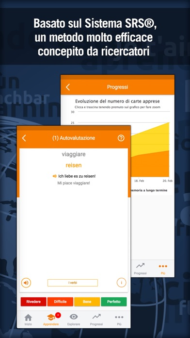 MosaLingua Imparare il tedesco Screenshots