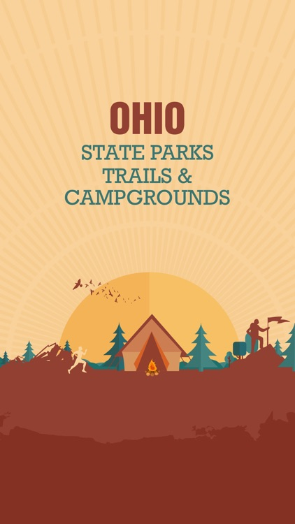 Ohio State Parks, Trails & Campgrounds