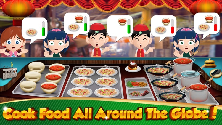 Cooking Games Burger HOT Fast Food Restaurant Chef screenshot-0