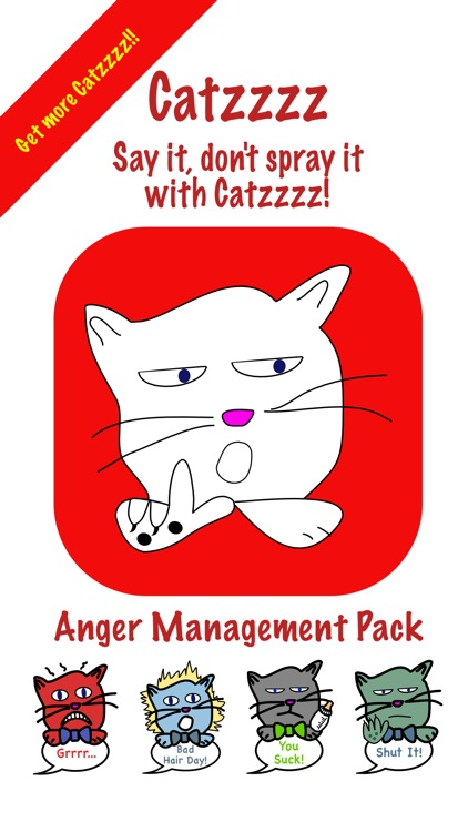 Catzzzz - Anger Management screenshot-0